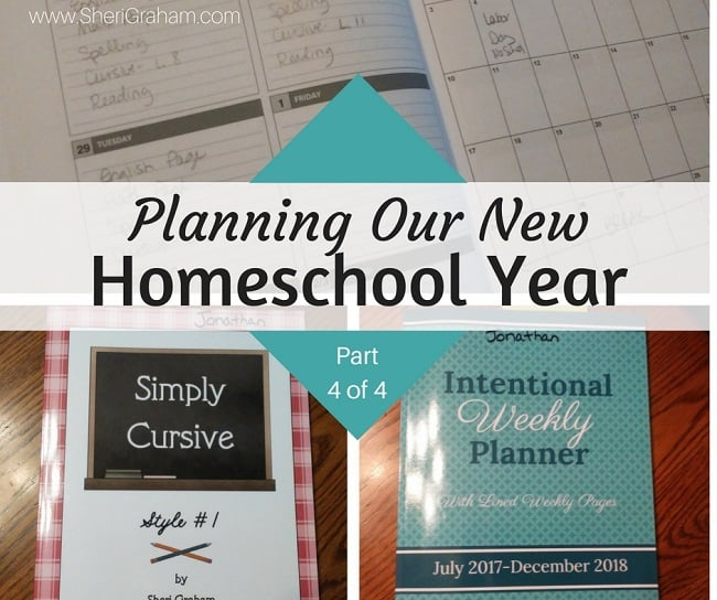 Planning Our New Homeschool Year Part 4 (1)