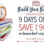 Huge Homeschool Sale