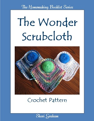 The Wonder Scrubcloth - Crochet Pattern
