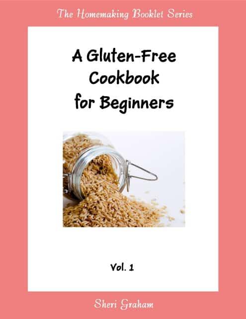 A Gluten-Free Cookbook for Beginners