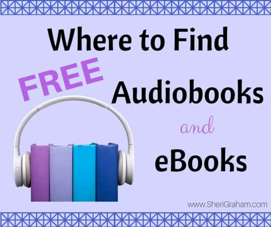 Where to Find Free Audiobooks and Ebooks