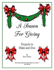 Christmas…a Season for Giving!