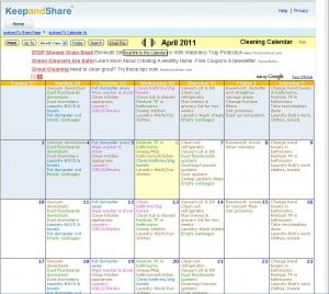 how to set up google calendar