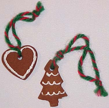 Homemade for the Holidays #1: Cinnamon Ornaments