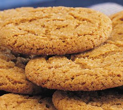 Homemade for the Holidays #14:  Ginger Snaps