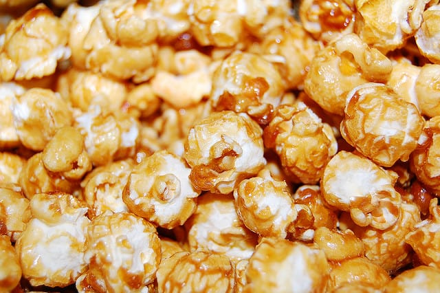 Homemade for the Holidays #29:  Homemade Caramel Corn