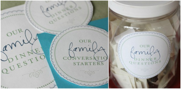 Homemade for the Holidays #30: Conversation Starters in a Jar