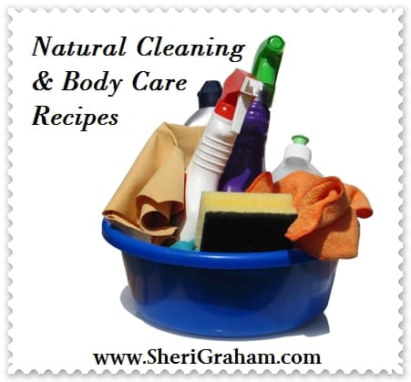 Natural Cleaners: All-Purpose Cleaner
