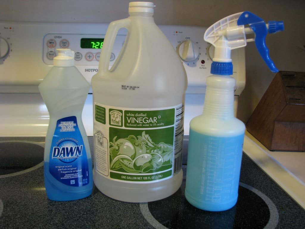 Amazing bathroom cleaner recipe sheri graham helping for Homemade bathroom cleaner vinegar dawn