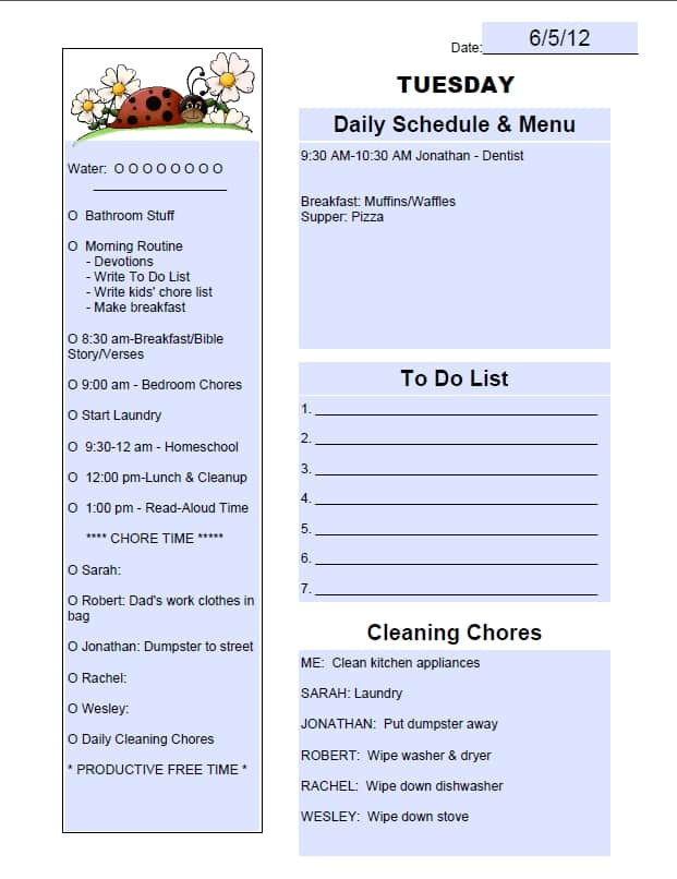 NEW Daily Planner Pages added to Intentional Planner Membership Site ...