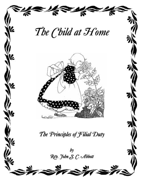 The Child at Home