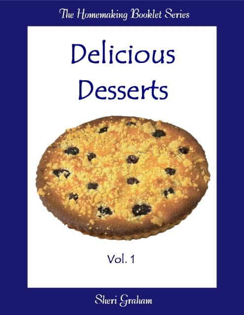 Delicious Desserts - Vol. 1