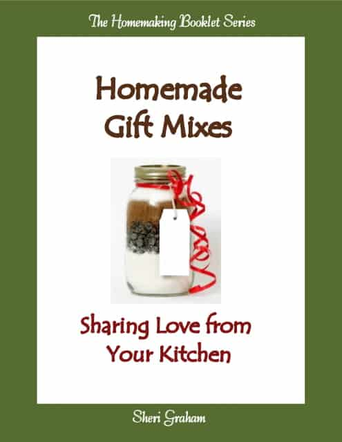 Homemade Gift Mixes - Sharing Love from Your Kitchen