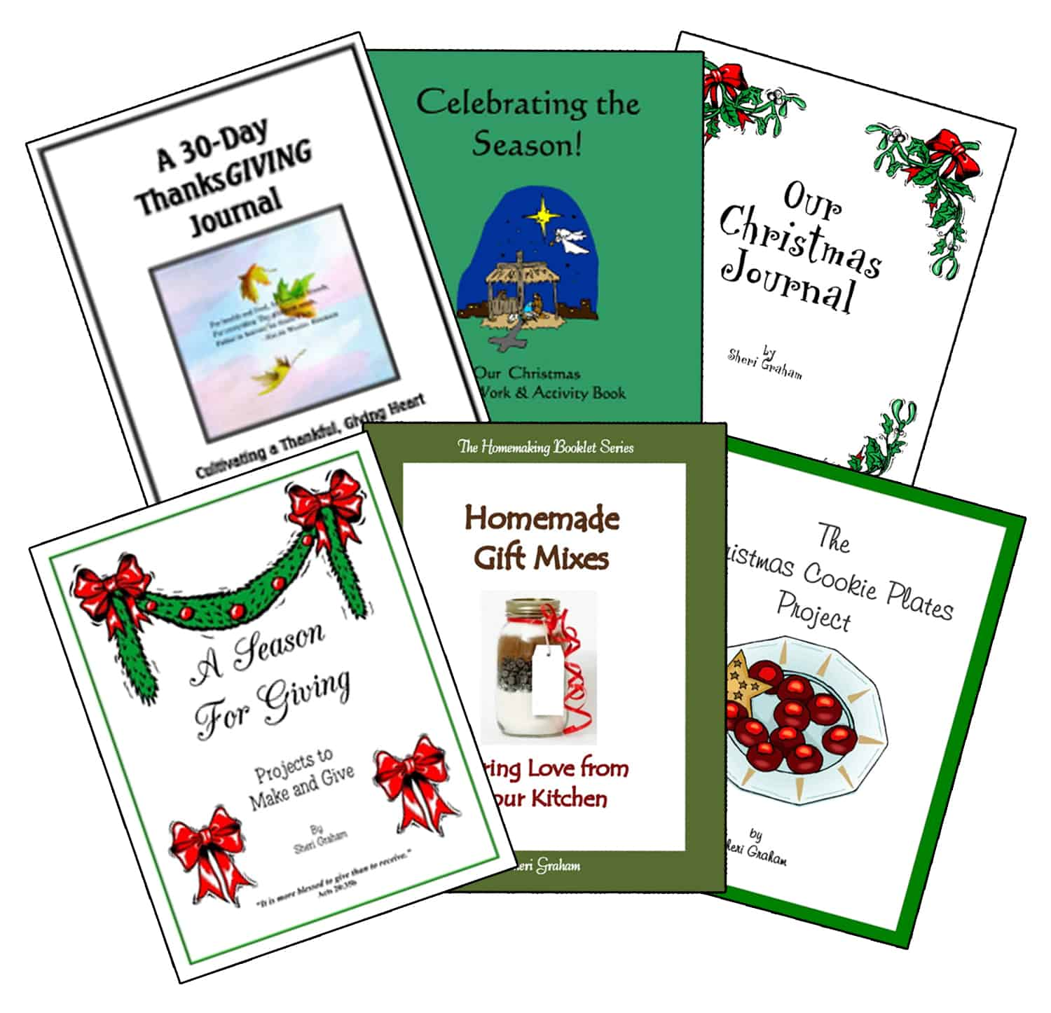 Holiday eBook Bundle