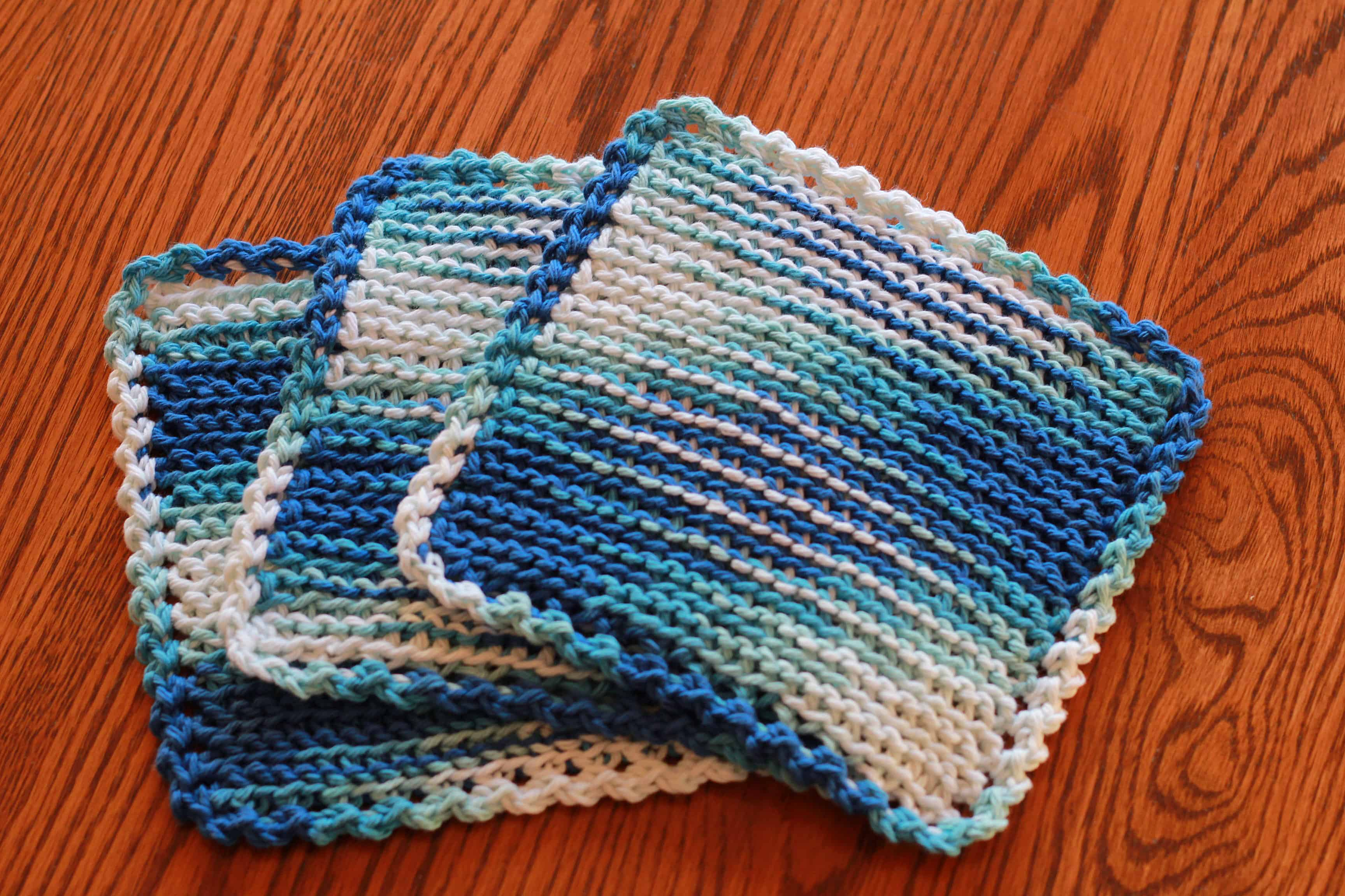 Awesome crocheted dishcloths {now for sale!}