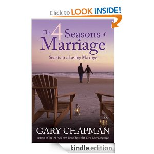 The 4 Seasons of Marriage by Gary Chapman {FREE on Kindle right now!}