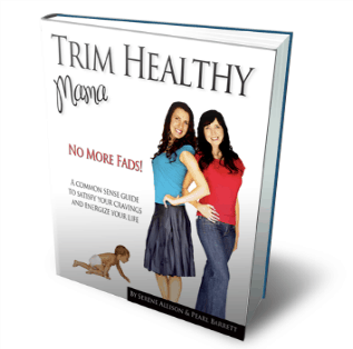 My Weight Loss Journey & Trim Healthy Mama {a review}