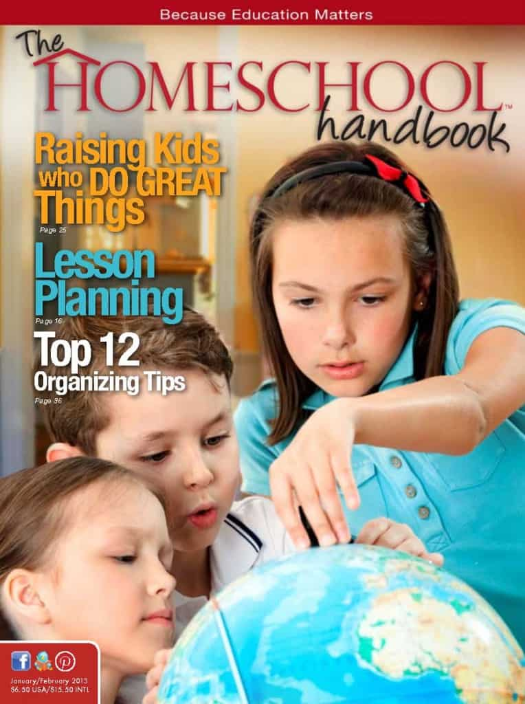 The Homeschool Handbook - FREE to read online or download!