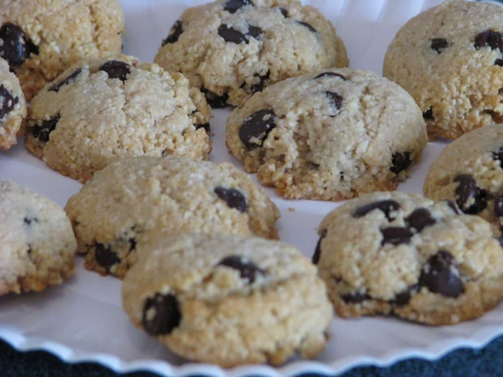Trim Healthy Mama {Chocolate Chip Cookies}