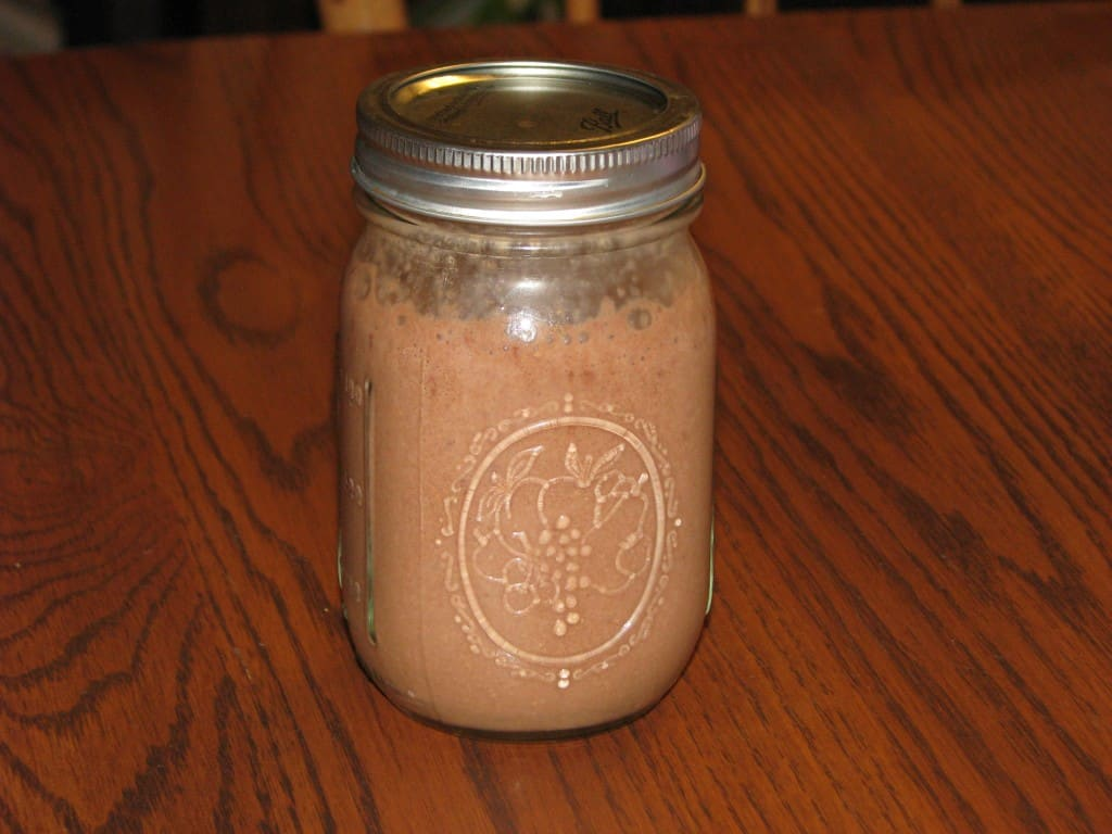 Trim Healthy Mama {Chocolate Peanut Butter Chia Pudding}