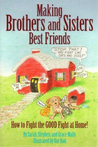 Can brothers and sisters really be best friends?