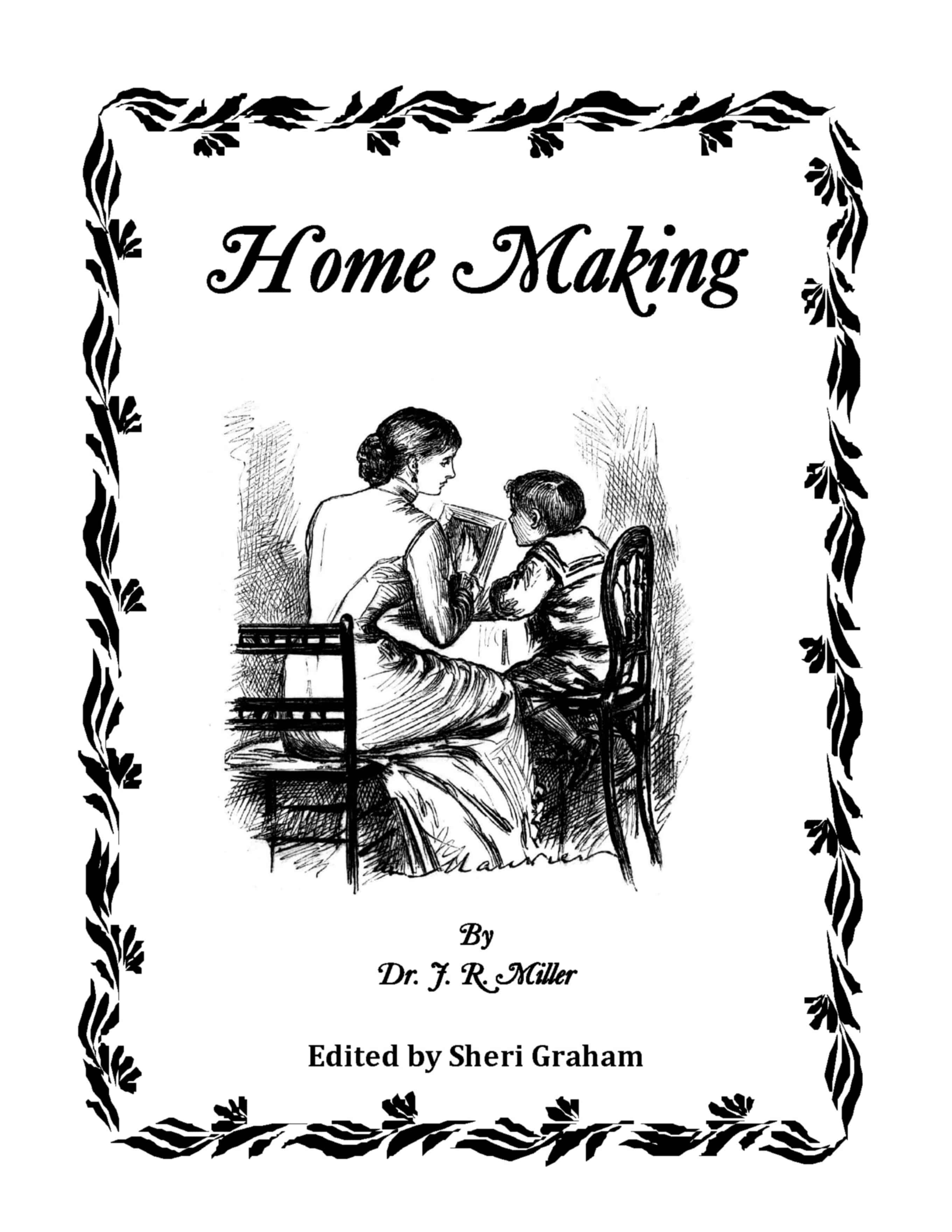 Home Making Now Available in Softcover!