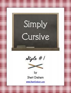 SimplyCursive-Style-1
