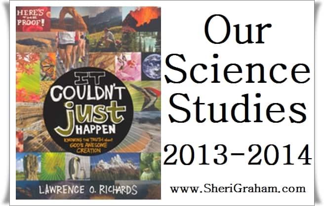 Our Science Studies 2013-2014