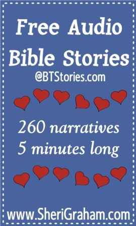 Free Audio Bible Stories