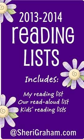 Our Reading Lists for 2013-2014