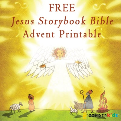Free Jesus Storybook Bible Advent Printable