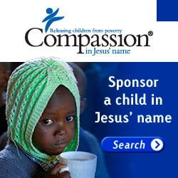 Sponsor a child in Jesus' name!