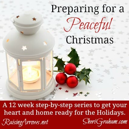 Preparing for a Peaceful Christmas