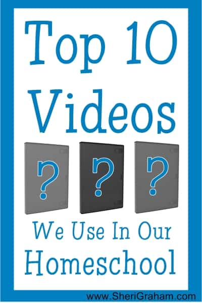 Top 10 Videos We Use In Our Homeschool