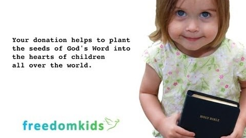 Bible Videos + Songs from Freedom Kids
