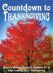 Countdown to Thanksgiving {new ebook by Amy Puetz + discount code}