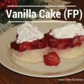 Trim Healthy Mama {Vanilla Cake-FP}