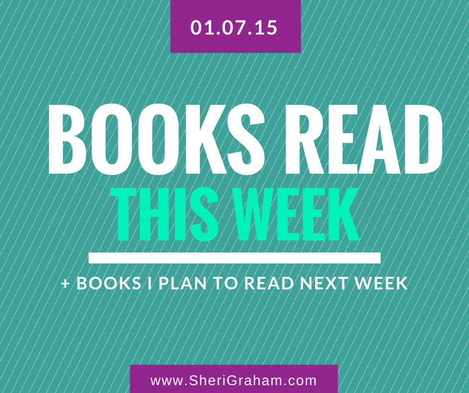 Books Read This Week - 1