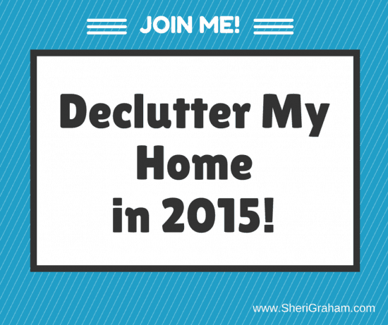 Declutter Challenge Update: Junk Drawer, Pots & Pans, and more!