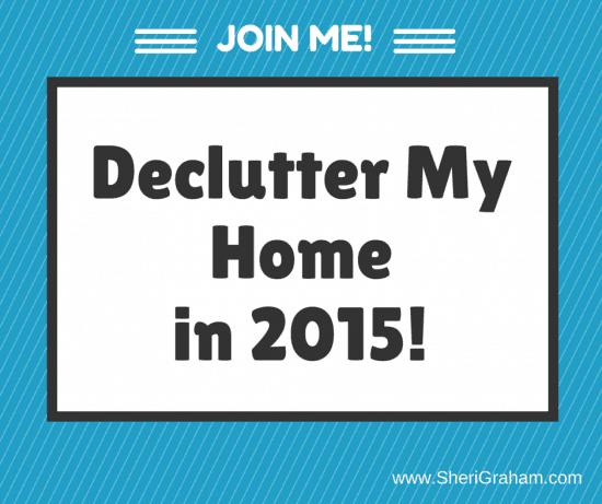 Declutter in 2015