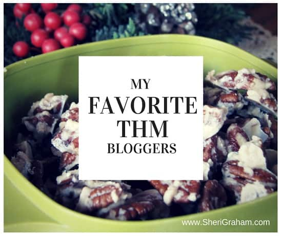 My Favorite Trim Healthy Mama Bloggers!