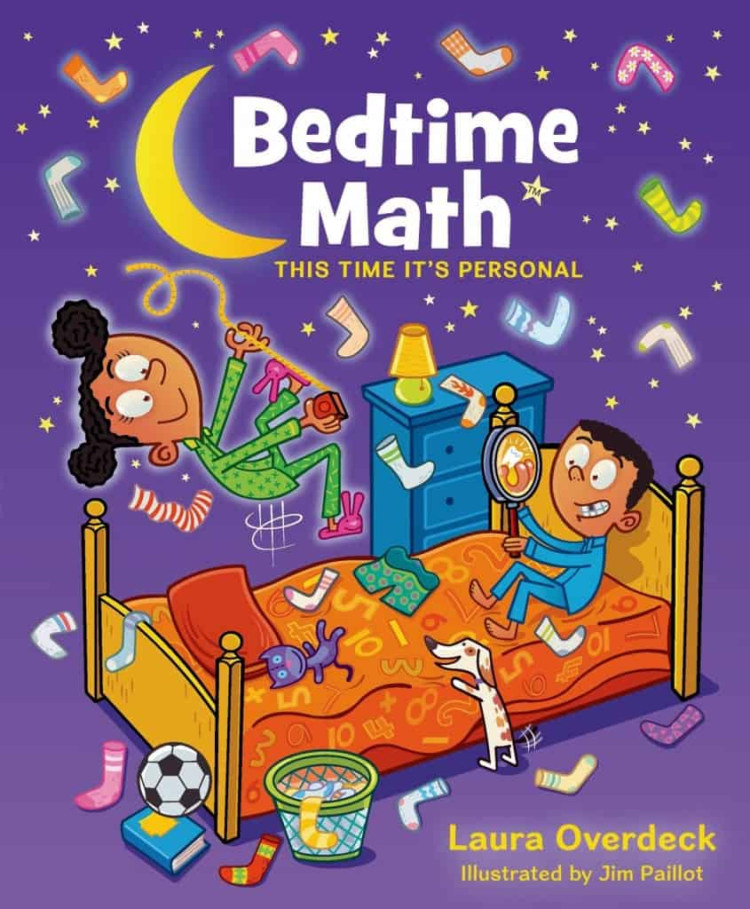 Bedtime Math - This Time Its Personal