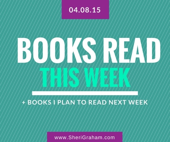4 Books I Finished This Week + Books I Plan to Read This Coming Week