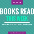 Books Read This Week - 04-29