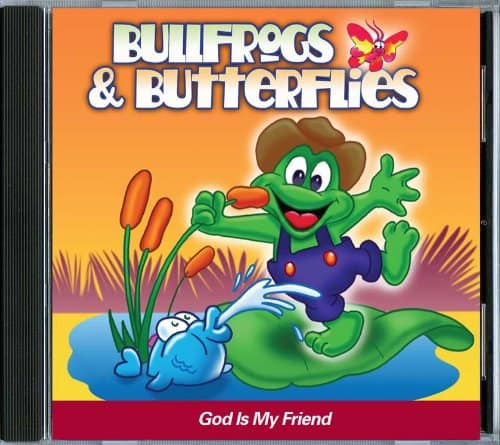 Bullfrogs and Butterflies