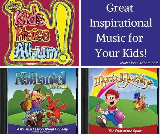 Great Inspirational Music for Your Kids
