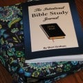 The Intentional Bible Study Journal