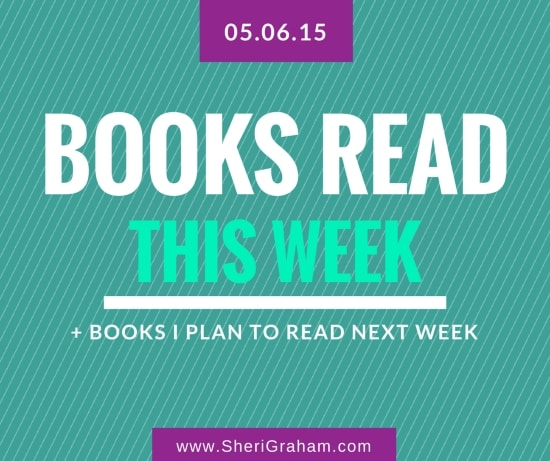 Books Read This Week - 05-06