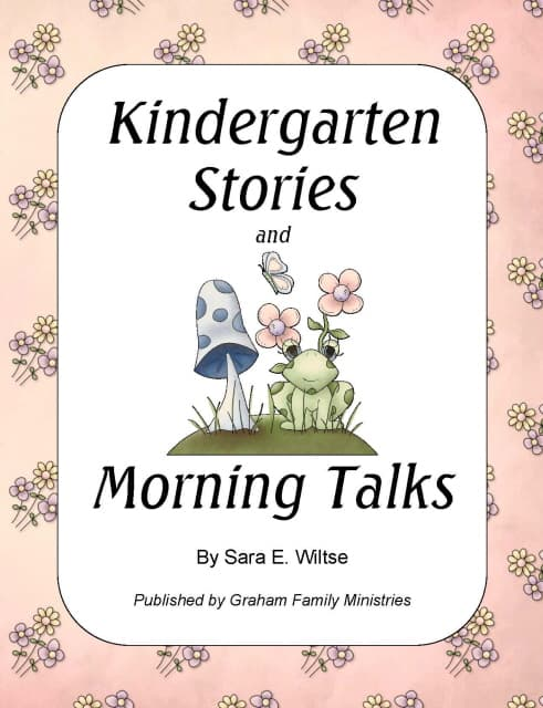 Kindergarten Stories and Morning Talks