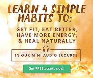 Your first step to a healthy, natural, chemical-free lifestyle (free mini audio ecourse!)